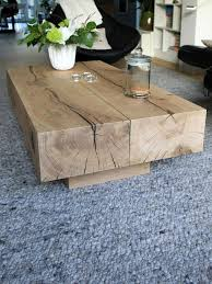 home design graceful big wooden table large coffee diy idea 2