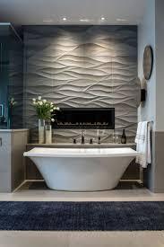 Decorating Bathroom Walls Ideas by Decorate A Bathroom Itu0027s Just Paper At Home Powder Room