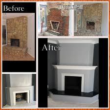 orange county custom fireplace mantles