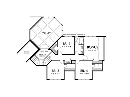 corner lot floor plans plan 034h 0122 find unique house plans home plans and floor