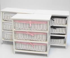 White Wicker Bathroom Drawers Apartments Awesome White Storage Cabinet And White Wicker Towel