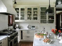 White And Gray Kitchen Cabinets Kitchen Cabinet Colors And Finishes Pictures Options Tips