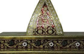 meenakari mandir hindu pooja temple altar for home desiclik
