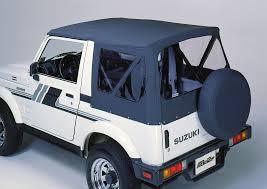 suzuki samurai pickup top softtop replacement top suzuki samurai and sj 410 and 413
