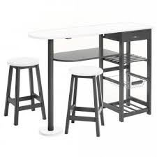 table d appoint cuisine 2 tabourets achat vente table de