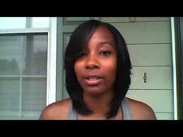 utube bump hair in a bob bob duby xpress pink box youtube
