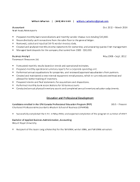 Career Summary Resume Example How To Write A Career Summary On Your Resume