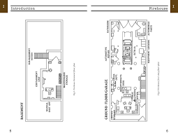 Fire Station Floor Plans 74 Brick Long Ghostbusters Firehouse And New Ecto 1 Page 2