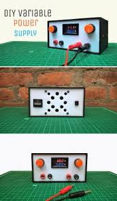 Diy Bench Power Supply Variable Diy Small Bench Power Supply Small Bench Bench And Electronics