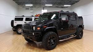 2005 hummer h2 sut for sale black black loaded navi 20 xd rims low