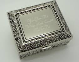 silver keepsake box silver trinket box etsy