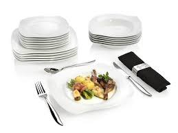 Esszimmer Set Ebay Tafelservice Porzellan Teller Set 18tlg Teller Geschirr Ess