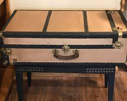 Suitcase Coffee Table Suitcase Table Etsy
