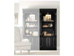 Bookcase With Doors Black Bookcases Horizontal Bookcases For Sale Luxedecor