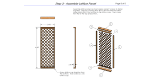 excellent garden trellis plans 35 arbor trellis plans best ideas