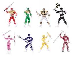 legacy mighty morphin power rangers toyline rangerwiki