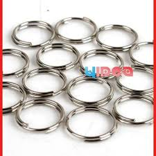 key ring rings images Wholesale key ring chains key chain rings copper open jump rings jpg