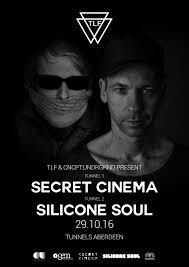 ra t l f halloween secret cinema u0026 silicone soul at the tunnels