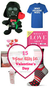 15 unique valentines day gift ideas for the whole family