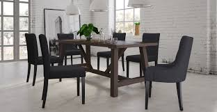 dining set table with 4 dining u0026 2 scoop chairs
