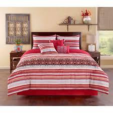 Duvet Covers Walmart Casa Mia Los Andes 7 Piece Comforter Set Walmart Com