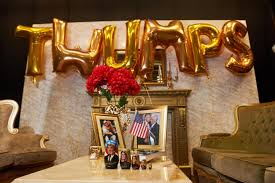 the twumps donald trump penthouse themed bar opens to u0027poke fun