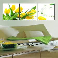 Wohnzimmer Deko Gelb Gelbe Dekowand Blume Für Wohnzimmer Verlockend Auf Moderne Deko