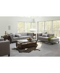 Braylei Track Arm Sofa Collection Furniture Macys Home - Macys home furniture