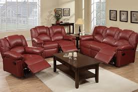 Sofa And Recliner Popular Of Burgundy Leather Sofa Burgundy Leather Recliner Sofa