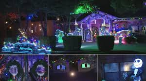 tempe homeowner creates nightmare before themed