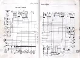 2000 ttr 225 wiring harness oem yamaha ttr 225 wiring diagram