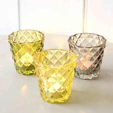 Light Holder Cut Glass Tea Light Holder By Red Lilly Notonthehighstreet Com