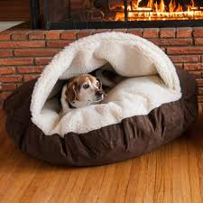dog nesting bed this luxury nesting dog bed features a microsuede exterior and is