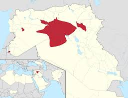 Islamic State Territory Map by File Territorial Control Of The Isis Svg Wikimedia Commons