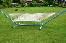 metal hammock stands in cypress steel stand and accessories
