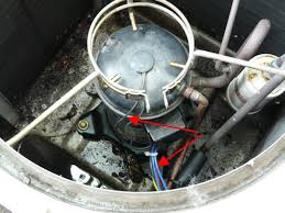 lennox condenser fan motor lennox a c unit not starting hvac diy chatroom home improvement