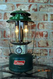 coleman lantern light bulb vintage coleman lantern l industrial upcycled reclaimed recycled