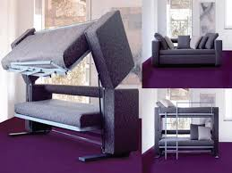 Bunk Beds Sofa Bunk Bed Sofa Multifunction For Your Home Foster Catena Beds