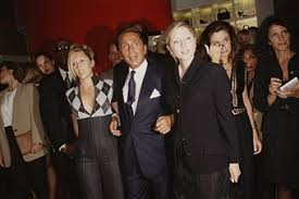 designer valentino valentino with the miller pictures getty images