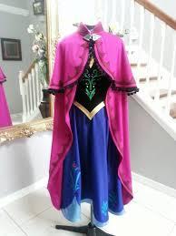 Anna Frozen Costume The 25 Best Frozen Costume Ideas On Pinterest Frozen Makeup