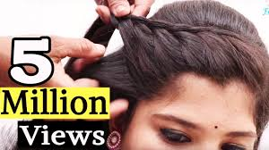 new hairstyle of ladies easy hair style for long hair puff hair style ladies hair