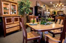 Amish Made Dining Room Tables by Schrock U0027s Heritage Furniture