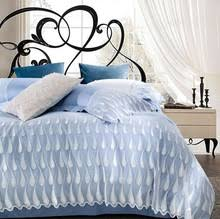White Ruffled Comforter Online Get Cheap White Plush Comforter Aliexpress Com Alibaba Group