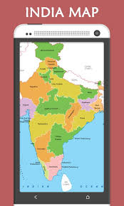 map of germany with states and capitals indian state capital map android apps on play