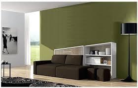 canapé lit armoire canape lit escamotable zoom lit escamotable avec canape integre