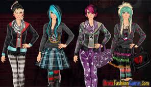 emo dress up games style bratz fashion game part 2