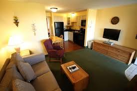 one and two bedroom condominium suites misty harbor resort hotel
