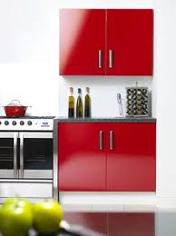 using high gloss paint on kitchen cabinets get a high gloss kitchen makeover high gloss kitchen