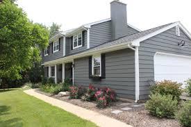 paint the house dark gray house paint 12 oaks