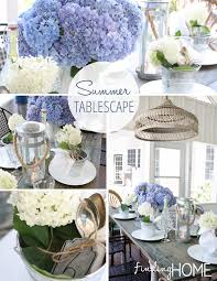decorating ideas summer tablescape finding home farms